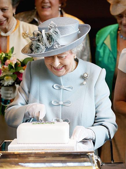 Queen Elizabeth Birthday Cake My blog