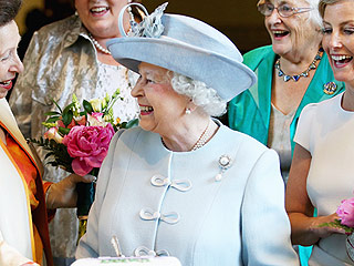 Long Live the Queen – and Her (Women-Only) Squad! (PHOTO) | Princess Anne, Queen Elizabeth II, Sophie of Wessex