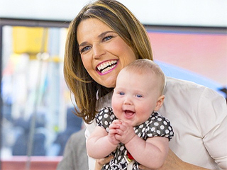 Savannah Guthrie: Being Apart from My Daughter Is a 'Struggle'