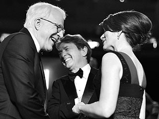 Zing! Tina Fey and Martin Short Roast AFI Life Achievement Award Honoree Steve Martin