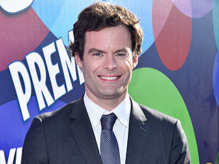 FROM EW: Trainwreck Star Bill Hader to Play New Captain on Brooklyn Nine-Nine