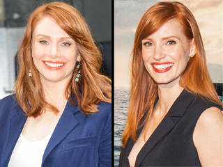 Bryce Dallas Howard Finally Confirms What We've All Been Wondering: 'I Am Not Jessica Chastain'