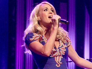 See Carrie Underwood's Return to the Grand Ole Opry Stage