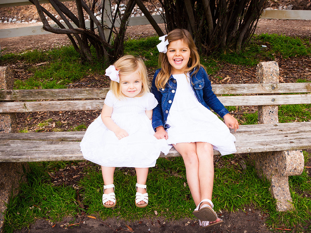 Parents Fund Breakthrough Therapy That May Treat Daughters' Fatal Brain Disorder: 'We Were Told to Take Them Home and Watch Them Die'| Health, Medical Conditions, Real People Stories, Anne Hathaway, Dwayne Johnson, Dwayne ''The Rock'' Johnson, Gwyneth Paltrow, Jennifer Garner