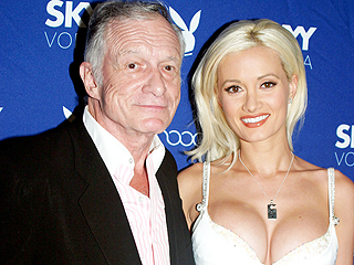 Inside the Playboy Mansion: Holly Madison Details Orgies – and Fertility Treatment with Hugh Hefner