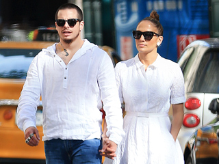 Inside Jennifer Lopez and Casper Smart's Jazzy Date Night: There Were 'Lots of Giggles!' Says Source