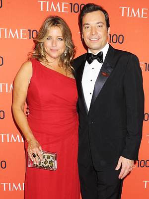 Jimmy Fallon wife infertility
