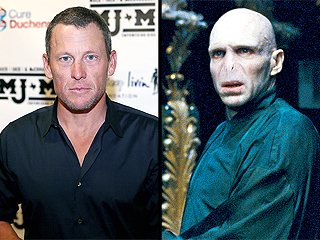 Lance Armstrong: I'm Like the Lord Voldemort of Cycling