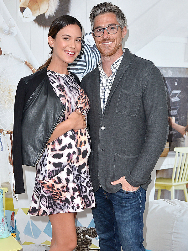 Dave and Odette Annable Baby2Baby