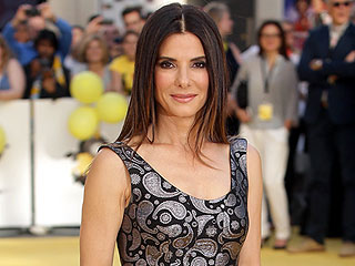 Sandra Bullock Hopes Minions Will Make Son Louis Laugh: 'Nothing Makes Me Happier'