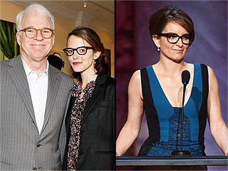 Steve Martin: Yes, My Wife Does Look Like Tina Fey! | Steve Martin, Tina Fey