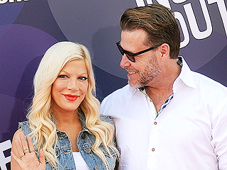 Dean McDermott Beams at Tori Spelling During Public Outing as a Pal Shares, 'They Are in a Good Place'