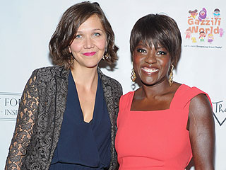 Viola Davis and Maggie Gyllenhaal Talk Body Acceptance, Typecasting in Hollywood