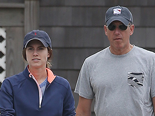 Brian Williams Steps Out with Daughter Allison Williams After Apologizing for Lying On-Air