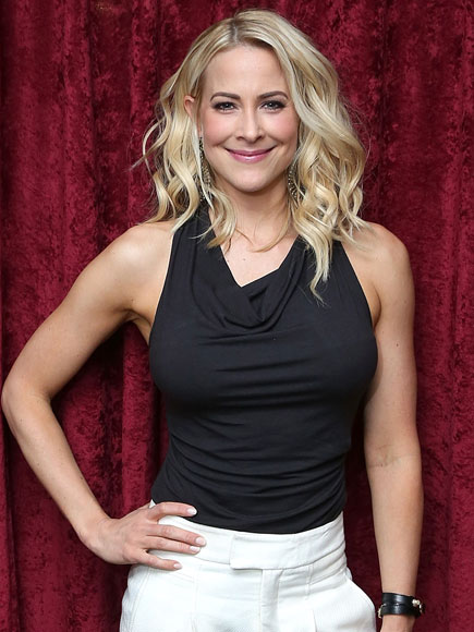 Brittany daniel her late dad s battle with cancer gave her strength