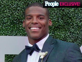 NFL Quarterback Cam Newton Signs a TV Deal – with Nickelodeon!