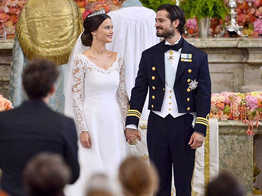 Sweden's Prince Carl Philip and Sofia Hellqvist Tie the Knot in Fairytale Wedding – with a Few Very Modern Twists!| The Royals, Prince Carl Philip, Princess Sofia