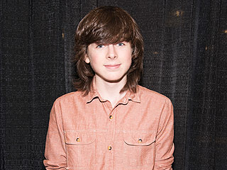 The Walking Dead's Chandler Riggs Reveals He Did Not Get Spider-Man Role | Chandler Riggs