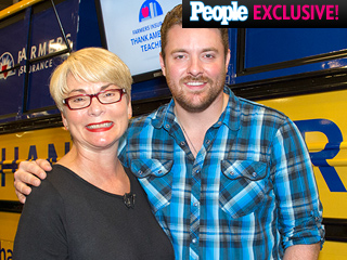 Chris Young Surprises His Former Music Teacher with Special Grant