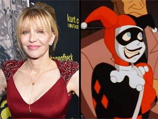 Courtney Love Could Have Played Batman Villain Harley Quinn