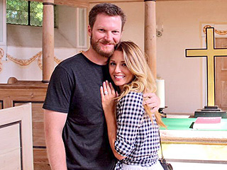 Dale Earnhardt Jr. Is Engaged to Longtime Girlfriend Amy Reimann