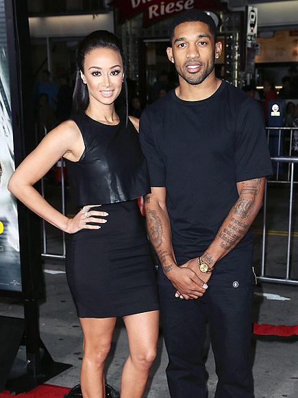 Draya Michele and Orlando Scandrick Are Engaged