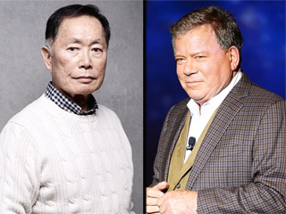 George Takei on William Shatner: 'I Don't Need to Forgive Him'