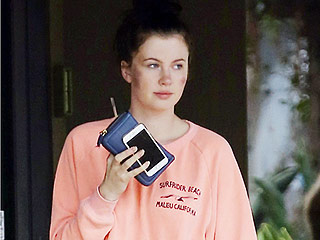 Ireland Baldwin Spotted with Bruised Face While Out in Malibu
