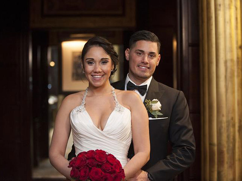 Married at First Sight: Jessica Castro Is Terrified Because of Ryan De Nino
