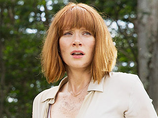 How Bryce Dallas Howard Got in Amazing Shape for Jurassic World