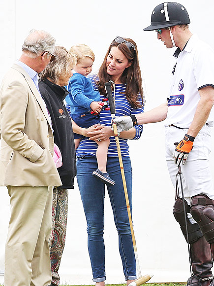 Princess Kate Works with Personal Trainer After Birth of Princess Charlotte