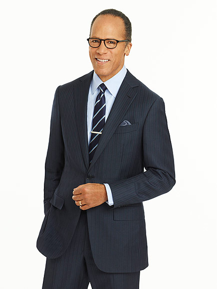 Brian Williams 'Will Not Return' to NBC Nightly News as Lester Holt Named Anchor| NBC, NBC Nightly News, TV News, Brian Williams, Lester Holt
