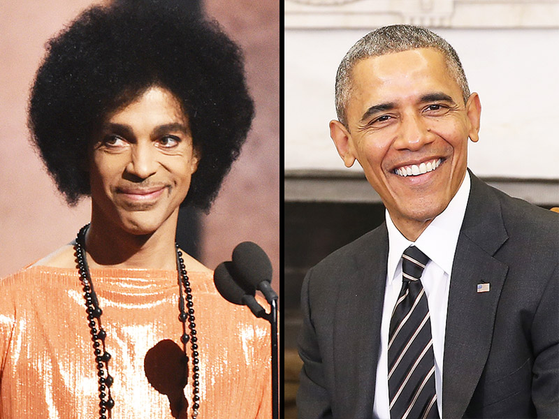 President Obama Pays Tribute to 'Brilliant,' 'Electrifying' Prince: 'Nobody's Spirit Was Stronger, Bolder, or More Creative'| Death, Untimely Deaths, politics, Music News, Barack Obama, Prince