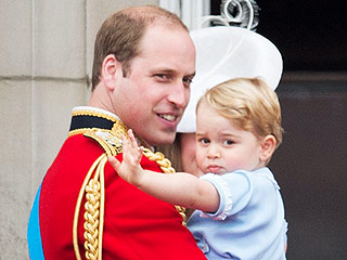 These Royal Babies Had the Best Weekend Ever