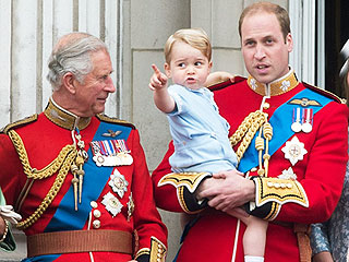 3 Generations of Royals, 1 Blue Onesie: All About Prince George's Heirloom Outfit