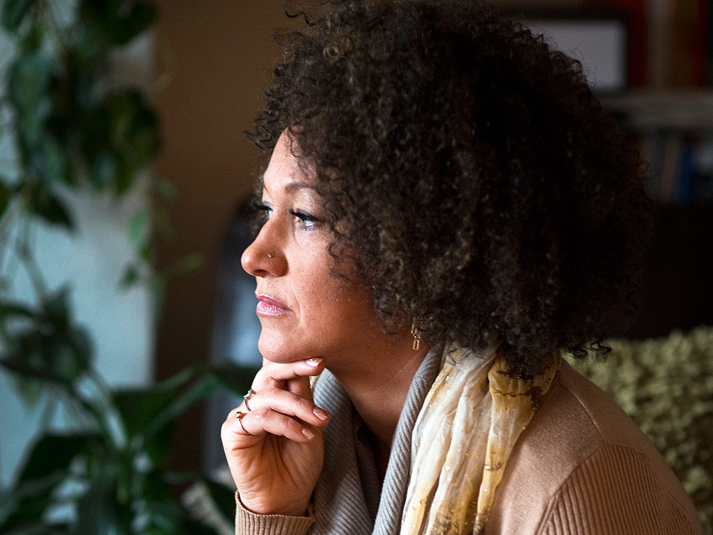 rachel dolezal pictures - photo #24