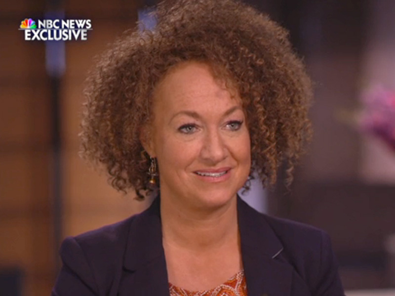 Rachel Dolezal Reveals She's Writing a Book About Racial Identity Controversy: 'I Don't Have Any Regrets'  Crime & Courts