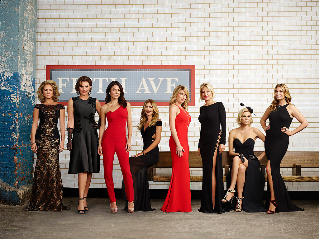 Real Housewives of New York Recap: Carole Radziwill Revisits Her Late Husband