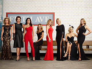 Real Housewives of New York City Reunion Recap: LuAnn and Heather Learn the True Meaning of 'Girl Code'