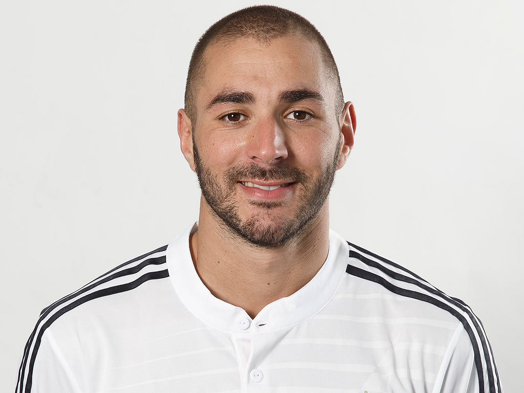 The 29-year old son of father Hafid Benzema and mother Wahida Benzema, 184 cm tall Karim Benzema in 2017 photo