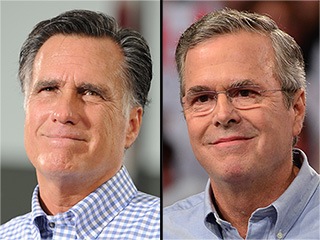 Jeb Bush and Mitt Romney Call for Removal of South Carolina's Confederate Flag After Charleston Shooting