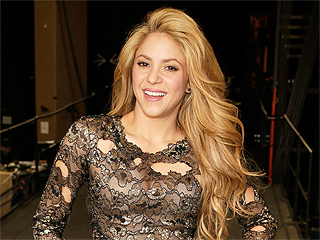 Shakira Shows Off Her Dance Workout on Instagram – See the Shots!