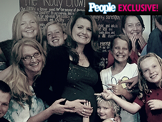 Sister Wives' Robyn Brown Pregnant
