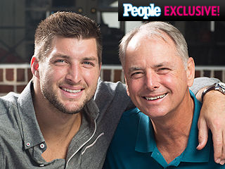 Tim Tebow Honors his Dad, Bob Tebow, for Father's Day: He's 'the Man I'm Trying to Become'