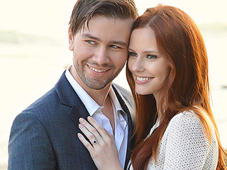 Reign's Torrance Coombs is Engaged to Former Miss USA Alyssa Campanella