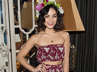 Vanessa Hudgens: High School Musical Was Part of My Journey to Broadway