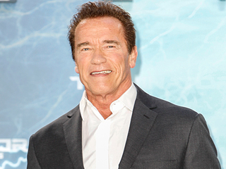 Arnold Schwarzenegger Opens Up About His Son Joseph, Talks Patrick and Miley Cyrus Split