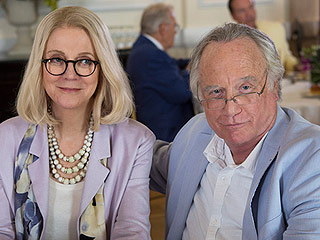 First Look: See Blythe Danner and Richard Dreyfuss as Ruth and Bernie Madoff | Blythe Danner, Richard Dreyfuss