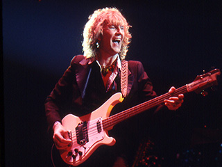 Chris Squire, Co-founder of Rock Band Yes, Dies at 67 After Leukemia Battle