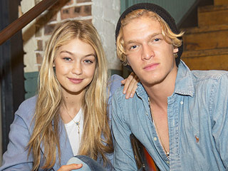 Exes Gigi Hadid and Cody Simpson Seated Together on Flight